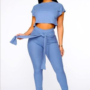 Fashion Nova Pant set